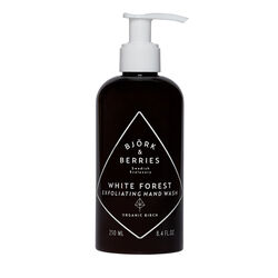 White Forest Exfoliating Hand Wash, , large