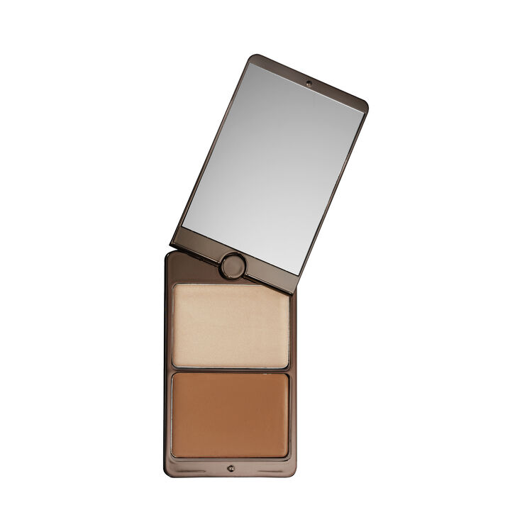Illume Creme-to-powder Bronze Duo, BRONZE LIGHT, large