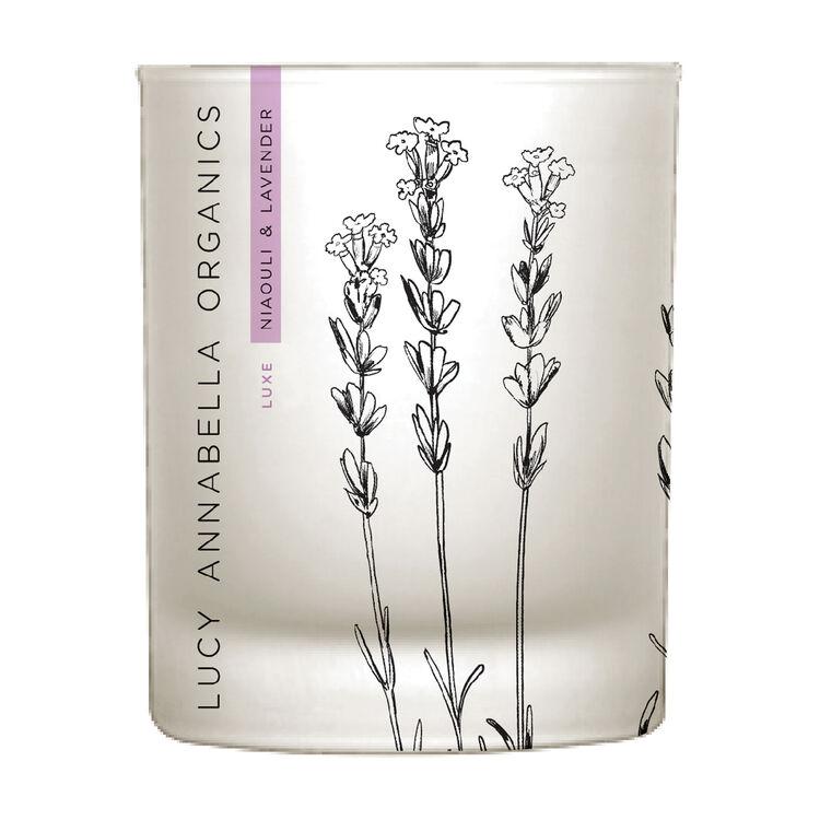 Niaouli & Lavender Candle, , large