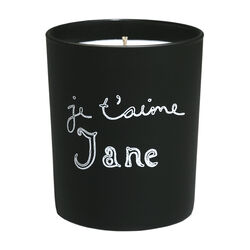 Je T'aime Jane - Snow Lily Candle, , large