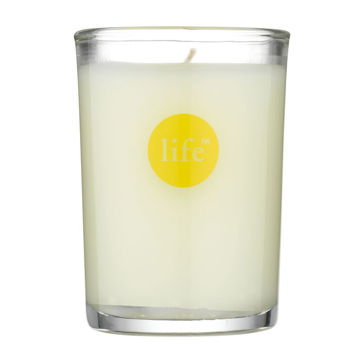 Life NK Candle - Gingered Woods 180g, , large