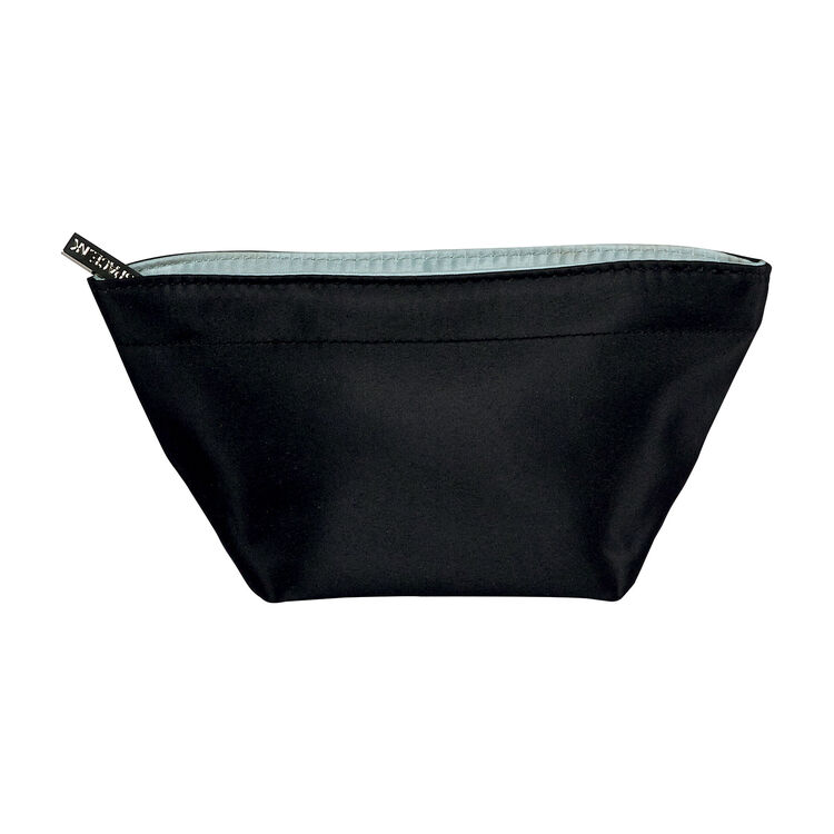 Black Cosmetics Bag, , large