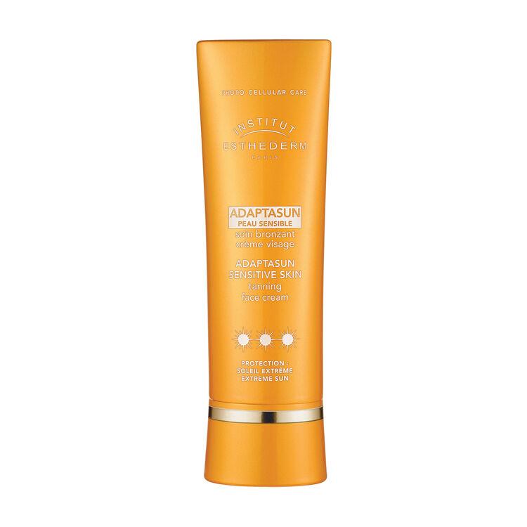 Adaptasun Tanning Face Cream - 1.6 Oz, , large