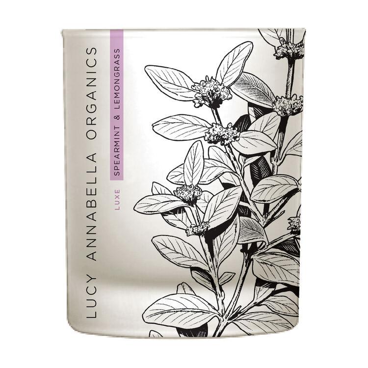 Spearmint & Lemongrass Candle, , large