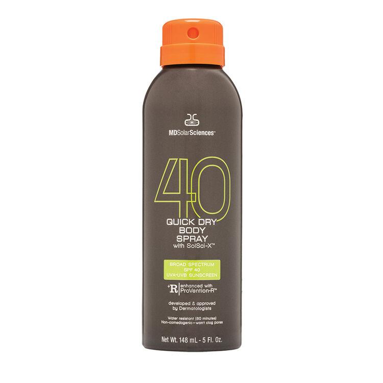 Quick Dry Body Spray, , large