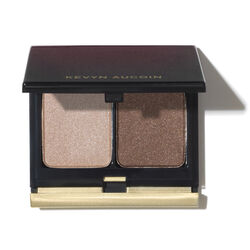 The Eyeshadow Duo, 210 PEACH/RUST BROWN SHIMMER, large