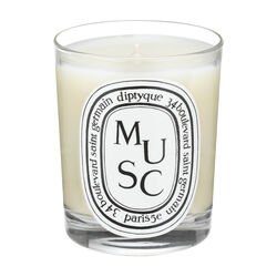 Musc Scented Candle, , large