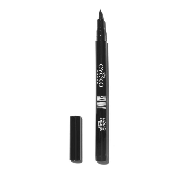 Skinny Liquid Eyeliner, BLACK, large