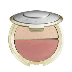BECCA x Jaclyn Hill Champagne Splits: Shimmering Skin Perfector & Mineral Blush Duo, CHAMPAGNE POP + FLOWERCHILD, large