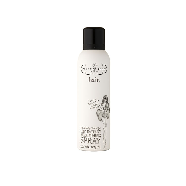 Dry Instant Volumising Spray, , large