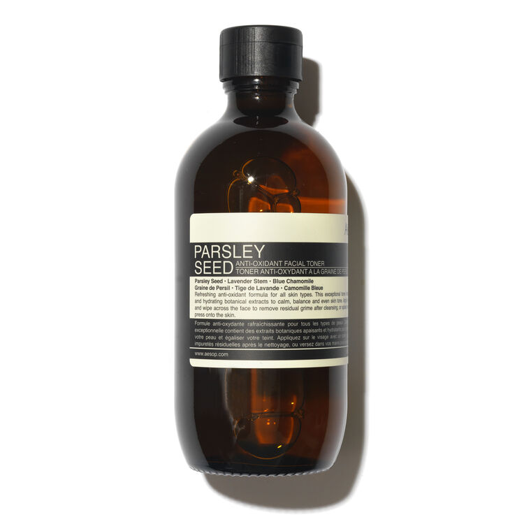 Parsley Seed Anti-oxidant Facial Toner 200ml, , large