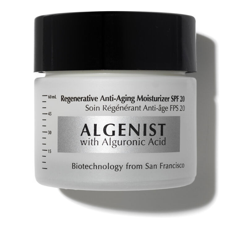Regenerative Anti-aging Moisturiser SPF 20, , large