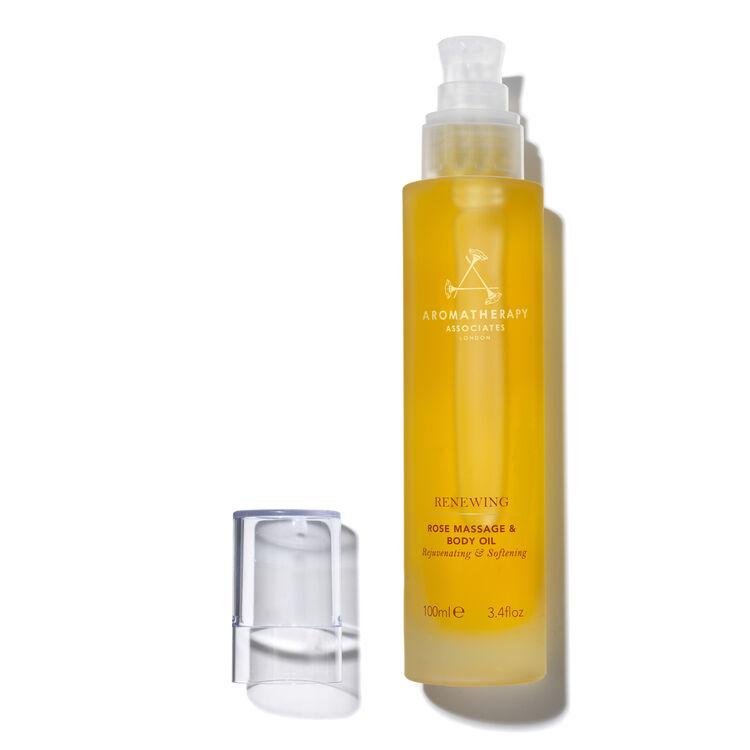 Renew Rose Nourishing Body Oil 100ml, , large