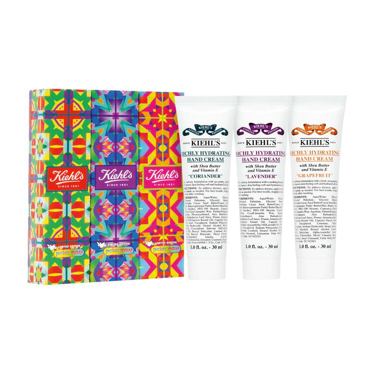 Peter Max Holiday Edition - Hand Cream Set, , large