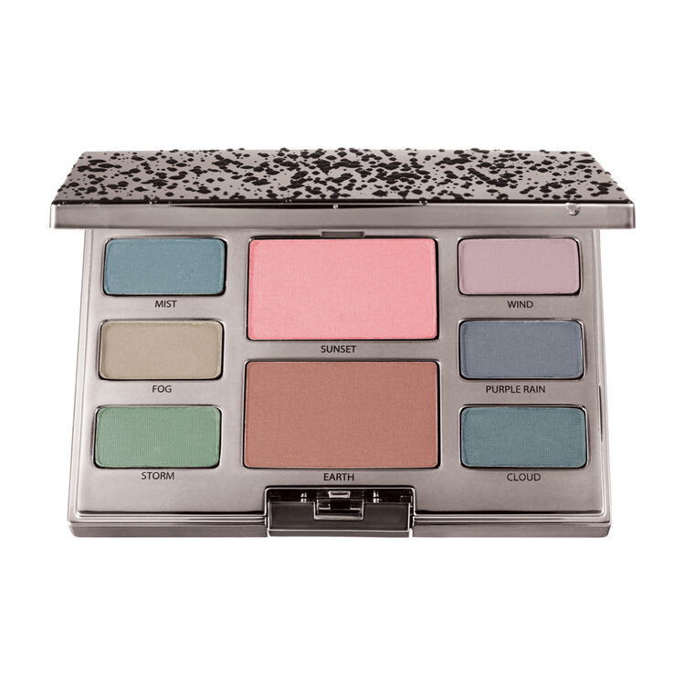 Watercolour Mist Eye and Cheek Palette, , large