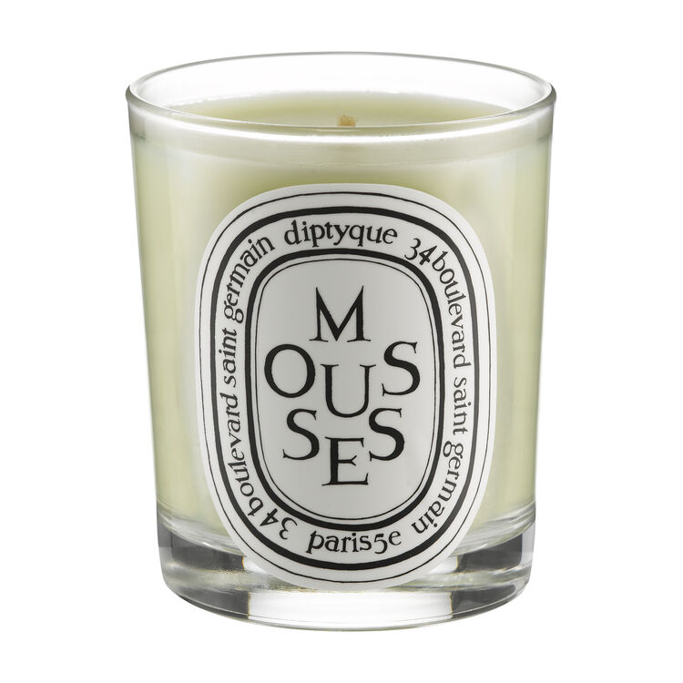 Mousses Scented Candle 190g, , large