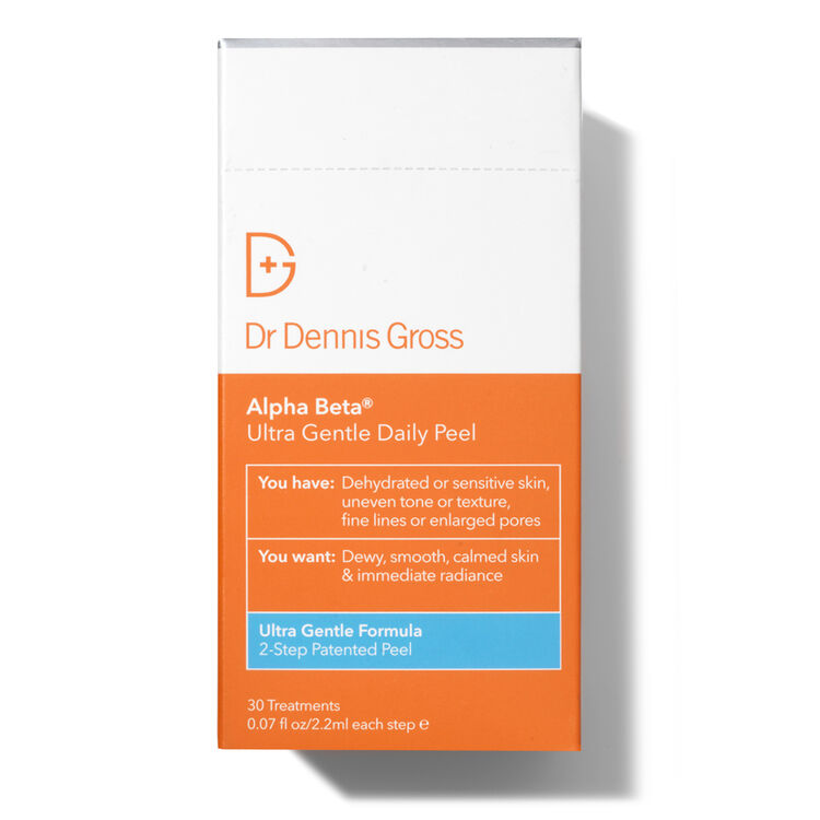 Alpha Beta Ultra Gentle Daily Peel - 30 Application Packettes, , large