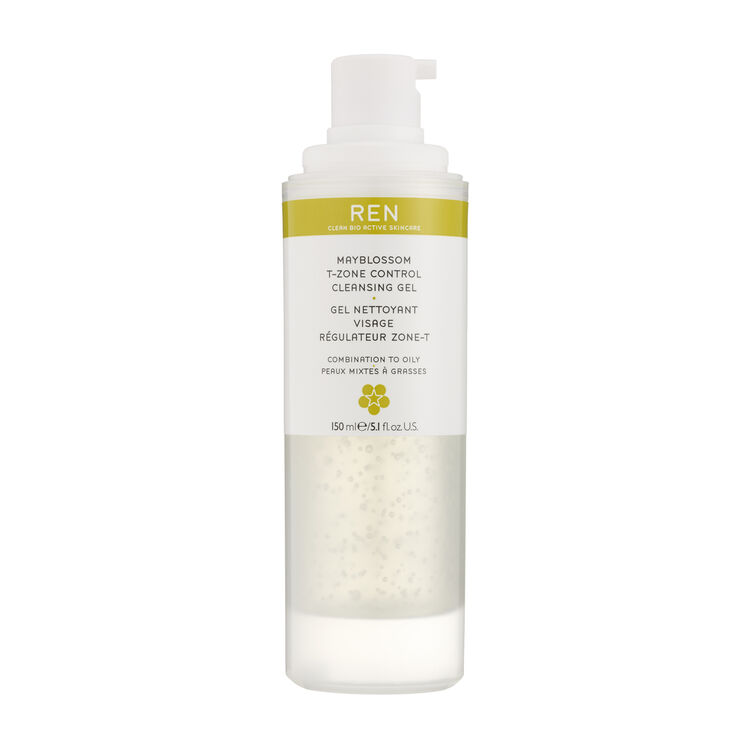 Mayblossom T-Zone Control Cleansing Gel, , large