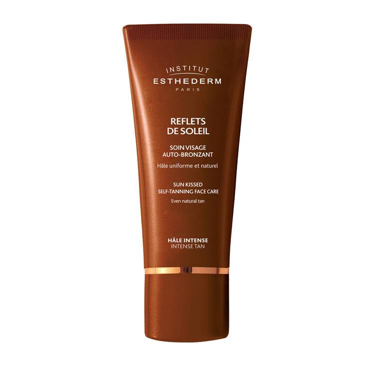 Sun Kissed Self-Tanning Face Cream Intense Tan, , large