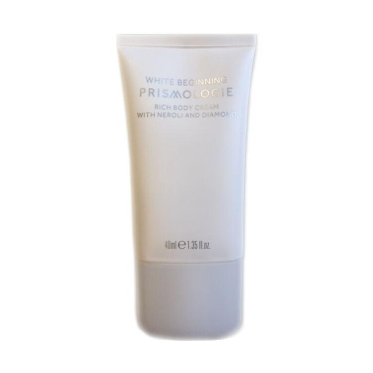 White Beginning Rich Body Cream 40ml, , large