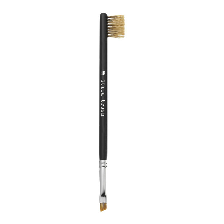 Double Sided Brow Brush, , large