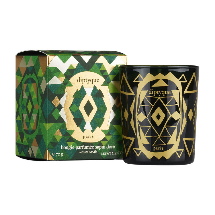 Oriental Spruce Candle 70g, , large