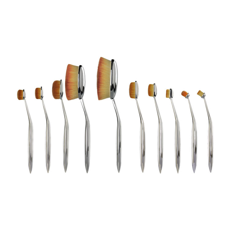 Ten Brush Set, , large