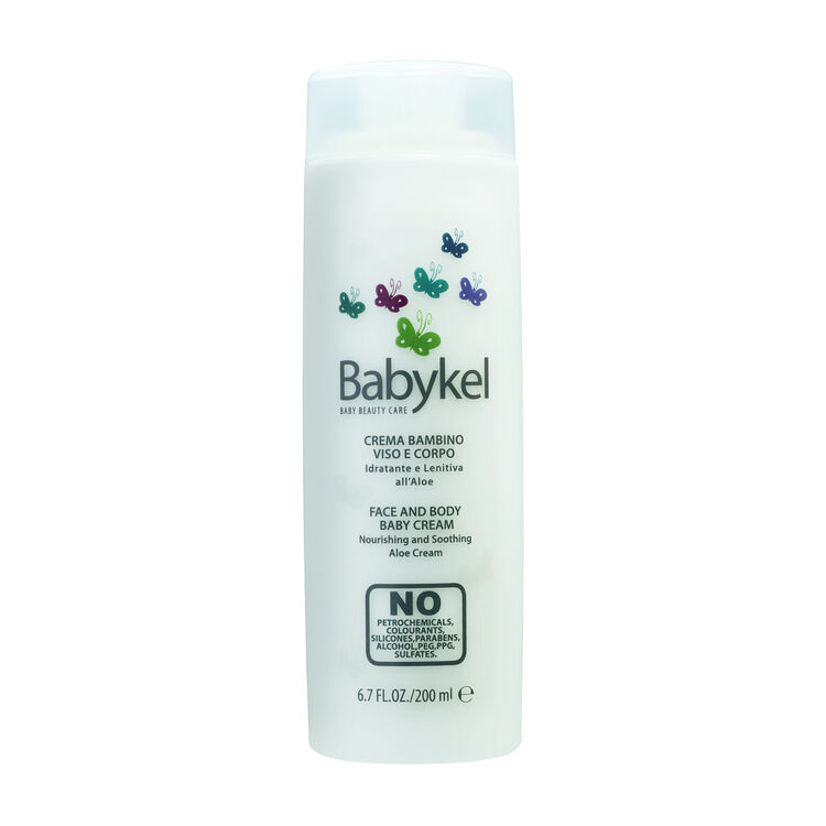 Babykel Face and Body Baby Cream, , large