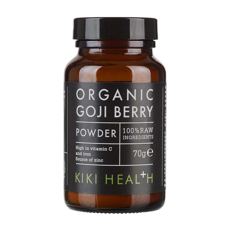 Organic Goji Berry Powder, , large