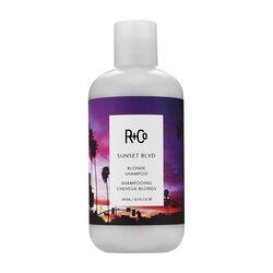 Sunset BLVD Blonde Shampoo, , large