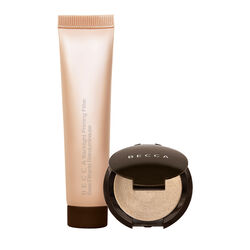Lit From Within Kit, PRIMER 15ML & MINI SHIMMERING SKIN PERFECTOR, large