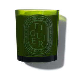 Figuier Coloured Scented Candle, , large
