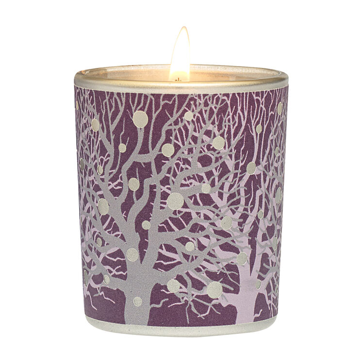 Unboxed Shimmering Spice Candle 175g, , large