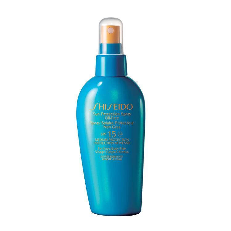 Sun Protection Spray Oil-Free SPF15, , large