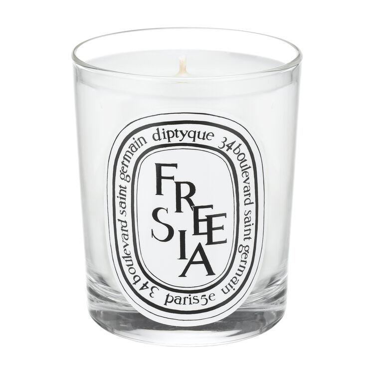 Freesia Scented Candle 6oz, , large