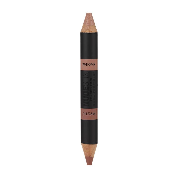 Lip & Cheek Dual Pencil, , large