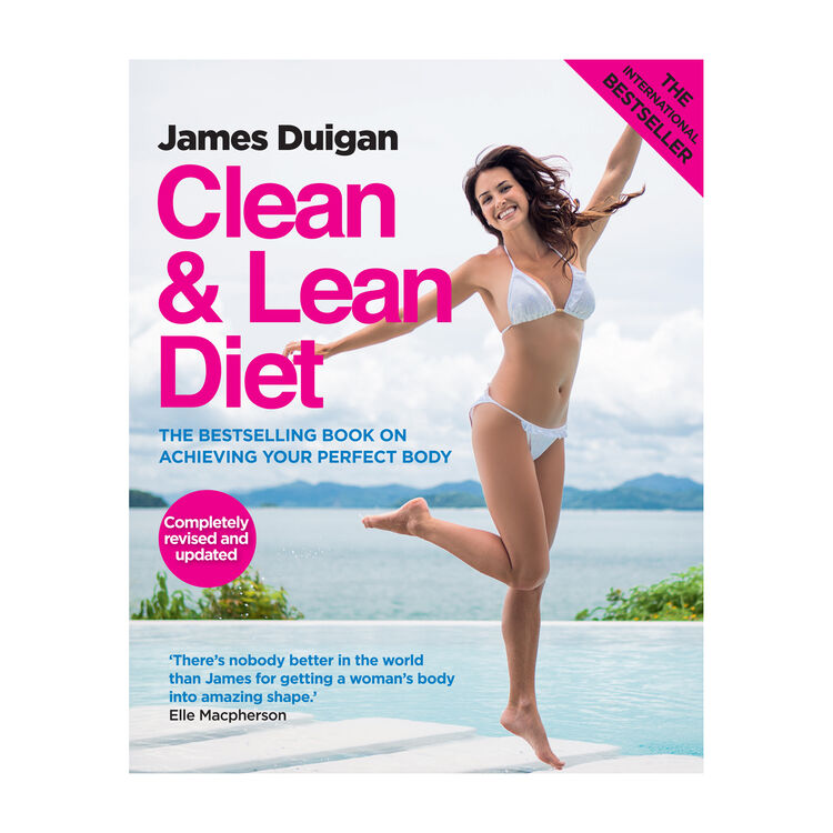 Clean and Lean Book, , large