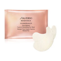 Benefiance WrinkleResist 24 Retinol Express Smoothing Eye Mask, , large