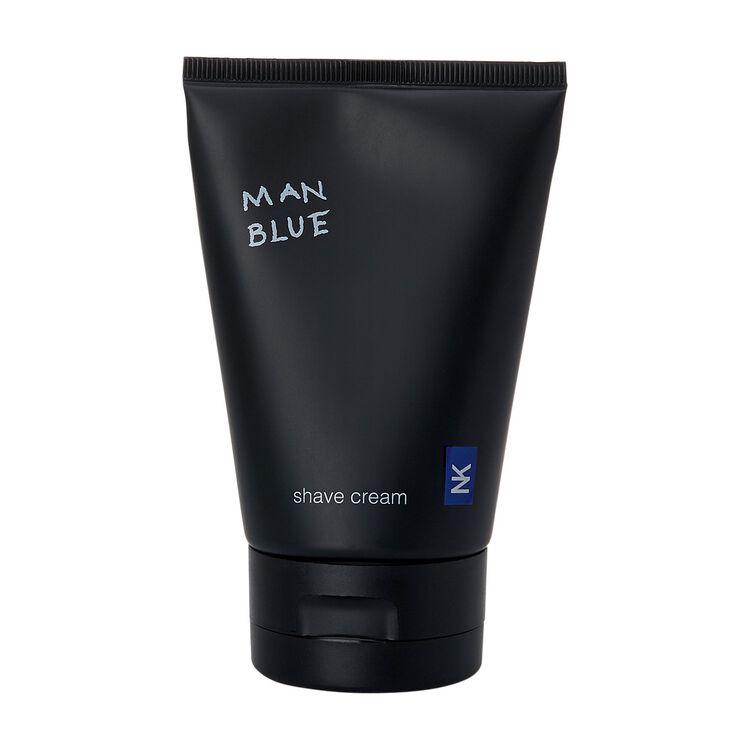 Man Blue Shave Cream, , large