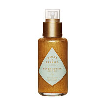 Never Spring Shimmering Body Oil, , large