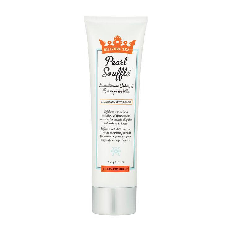 Pearl Soufflé Shave Cream, , large