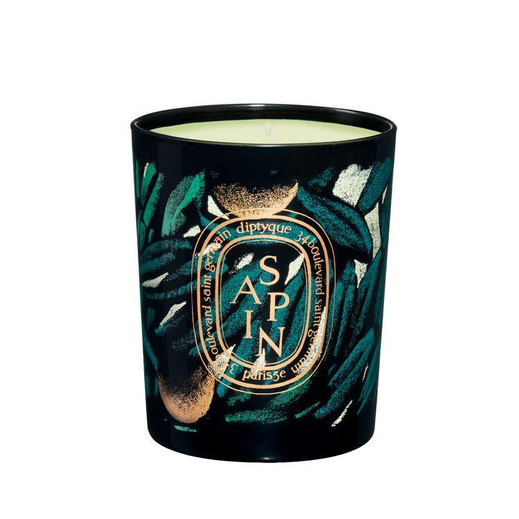 Candle Sapin, , large