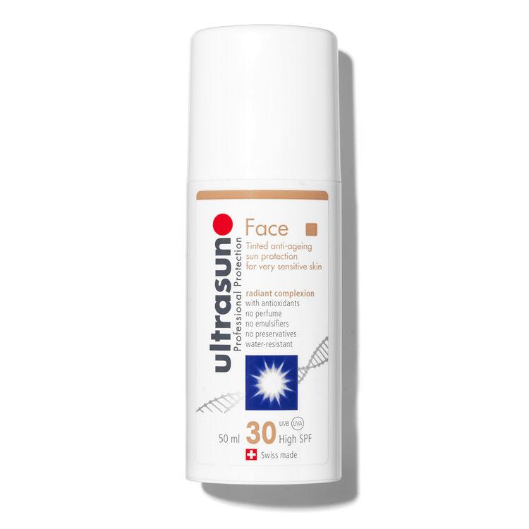 Ultrasun High 30 SPF Tinted Face, , large