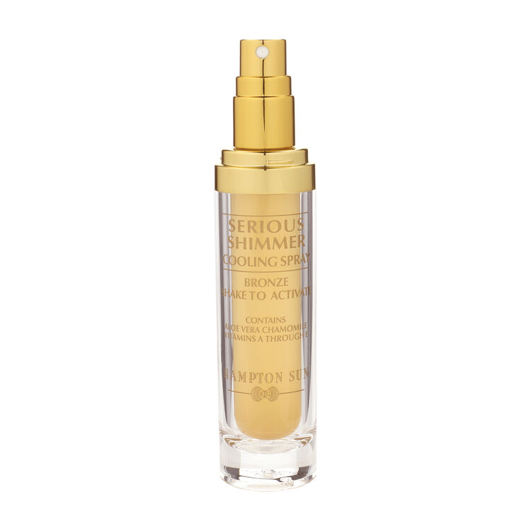 Serious Shimmer Cooling Spray Bronze 30ml, , large