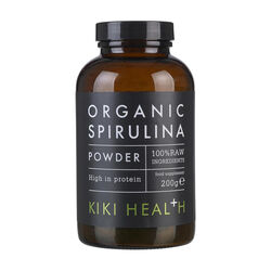 Organic Spirulina Powder, , large