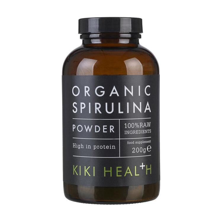 Organic Spirulina Powder, , large