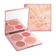 BECCA X Chrissy Teigen Glow Face Palette, , large