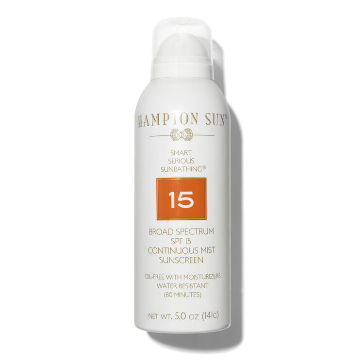 SPF 15 Continuous Mist Sunscreen, , large