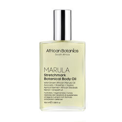 Marula Stretchmark Botanical Body Oil, , large