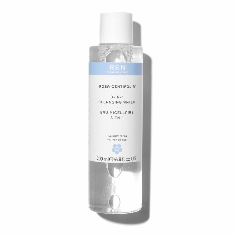 Rosa Centifolia 3-in-1 Cleansing Water, , large